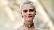 Cara Delevingne Claims She Was Sexually Harassed by Harvey Weinstein