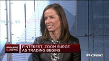 Demand is still steady in IPO market, says Nasdaq CEO Adena Friedman