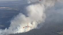 Wildfire Breaks Out in Hunter Region