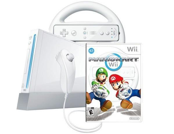 Nintendo drops Wii price to $150 from May 15th, throws in a free Wii Wheel and copy of Mario Kart
