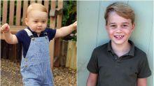 Le prince George a 7 ans : Kate Middon publie deux nouvelles photos inédites