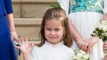 Prinzessin Charlotte ist ihrem Vater wie aus dem Gesicht geschnitten