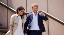 Australia embraces royal couple after pregnancy announcement