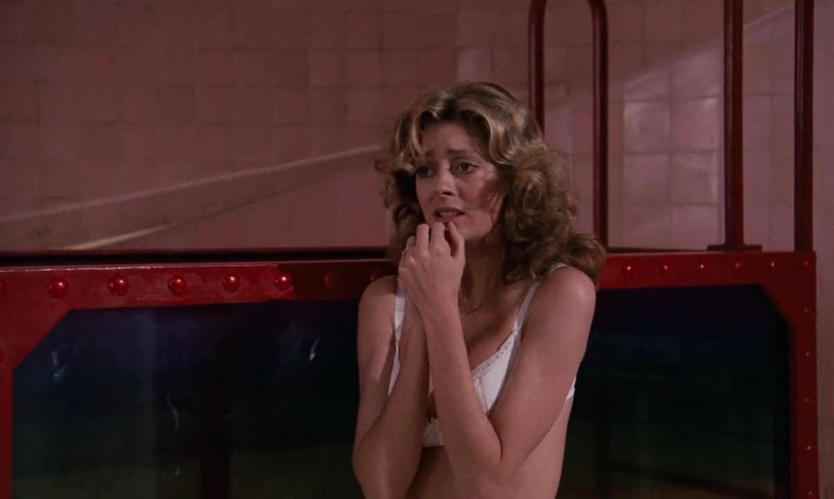 'Rocky Horror' at 45: Susan Sarandon recalls horrific bout with pneumonia after being 'hardly dressed' on cold, wet sets