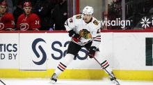 Blackhawks' Dylan Strome, Nikita Zadorov hold contrasting mindsets entering uncertain offseasons