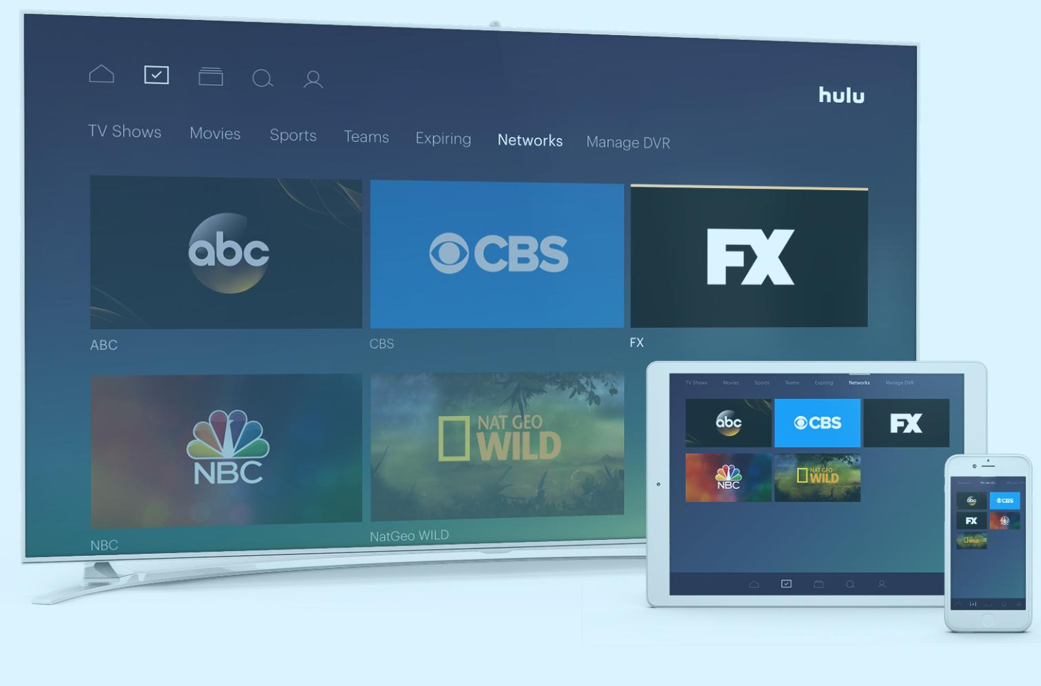 Hulu with Live TV Offers Good Channels for a High Price