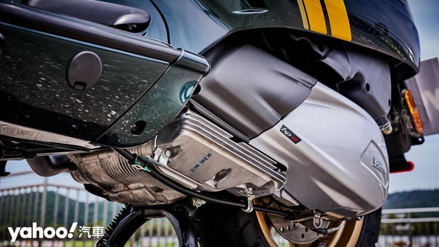 自由誠可貴的二輪時光機!2020 Vespa GTS 300 Racing Sixties城郊試駕! - 8