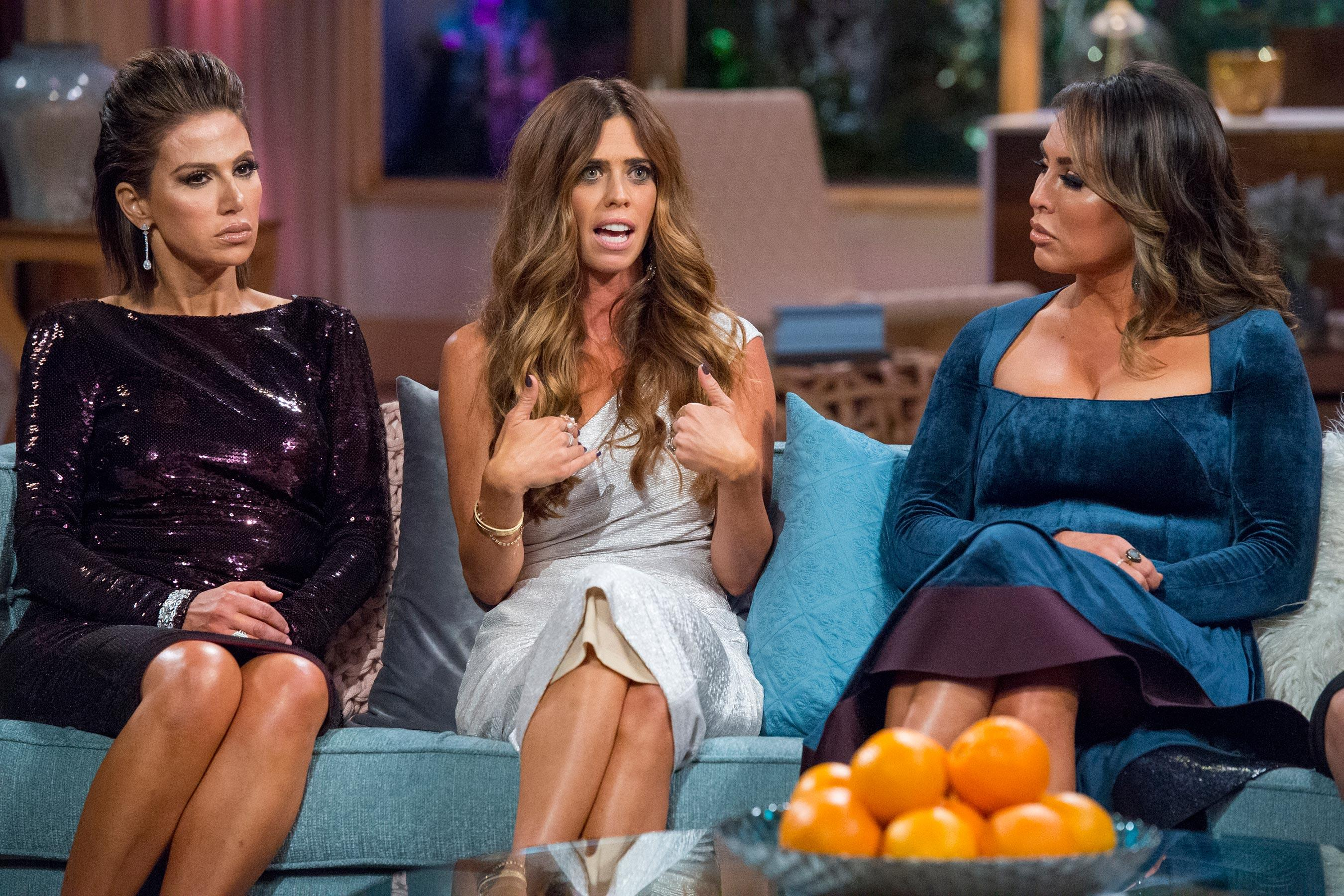 Real Housewives of Orange County recap: \u0027Reunion Part One\u0027