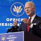 Biden promises to deliver 100 million shots of vaccine in 1st 100 days