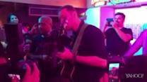 Coldplay's Chris Martin shocks Indian cafe customers with impromptu gig!