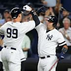 Aaron Judge hits homer No. 44, now five shy of MLB's rookie record