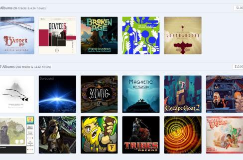 Game Music Bundle 7: Journey, Broken Age, Luftrausers
