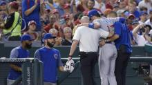 Kris Bryant's unlucky ankle injury sums up Cubs struggles