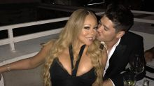 Mariah Carey is being fat-shamed over this Instagram photo