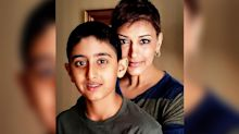 My Son is My Source of Strength: Sonali Bendre on Fighting Cancer
