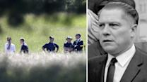 FBI digs up field in search for Jimmy Hoffa's remains