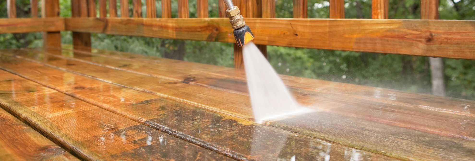 Which Surfaces Are Safe To Clean With A Pressure Washer