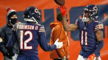 Bears' wide receivers were not the problem with passing game