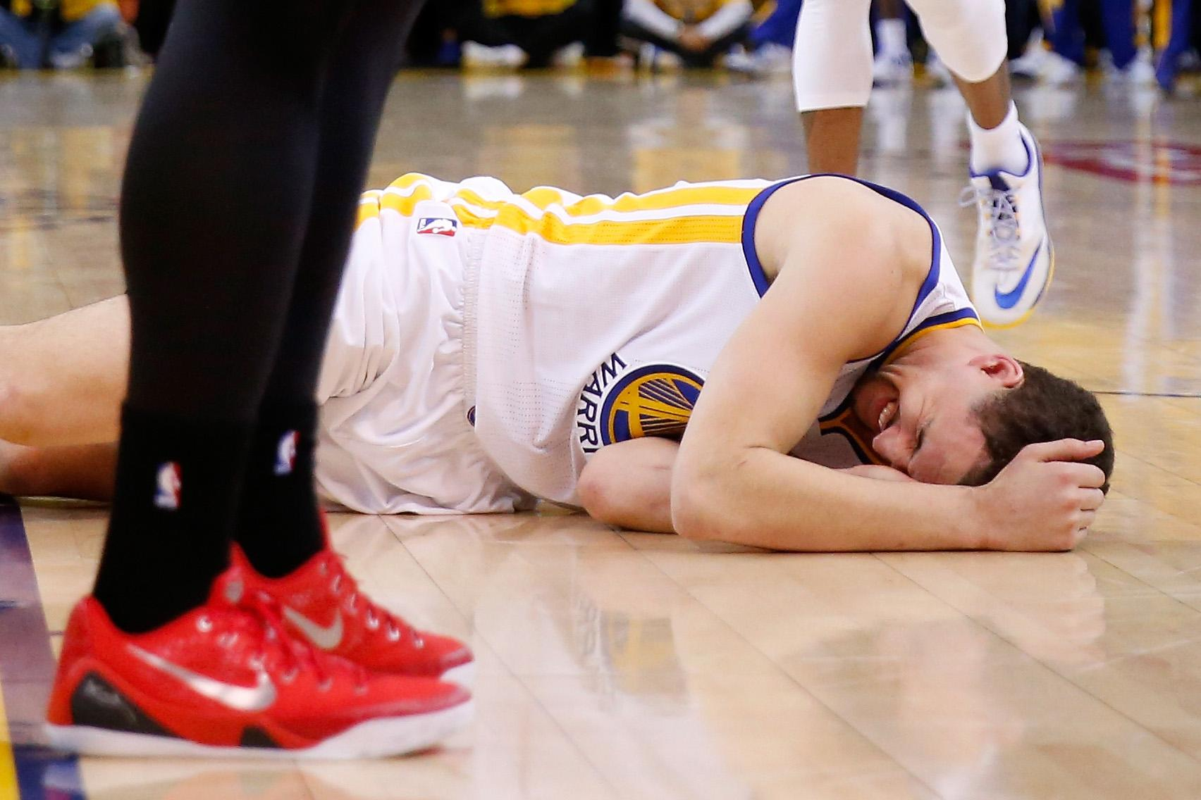 Klay Thompson cleared to play in NBA Finals after passing ...