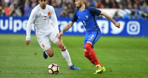 Foot - Bleus - Christophe Jallet dans l'Équipe d'Estelle