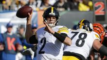 Steelers place QB Mason Rudolph on IR with shoulder injury