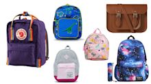 12 of the best backpacks for primary and secondary school children