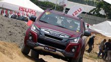 Isuzu PH Brings 'D-Max 4×4 Toughness' to Davao City