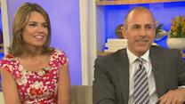 Matt Lauer and Savannah Guthrie Discuss The 'Today Show's Rollercoaster Year