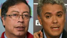 Duque y Petro: el inédito balotaje entre la derecha y la izquierda en Colombia