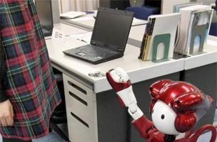 EMIEW 2 robot connects to the internet, wants to google your stuff (video)