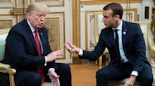 Trump rips Macron for denouncing nationalism: 'MAKE FRANCE GREAT AGAIN!'