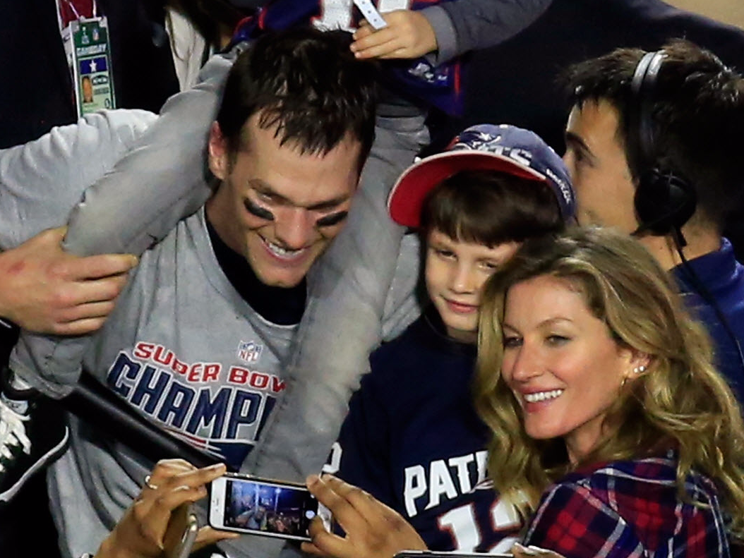 Tom Brady's kids have a diet that is almost as strict as his