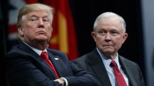 Trump calls on Sessions to 'stop' Mueller probe