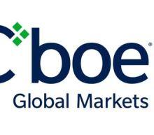 Cboe Global Markets Declares Second-Quarter 2021 Dividend