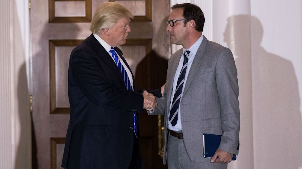 Cubs co-owner Todd Ricketts out of running for Trump administration post