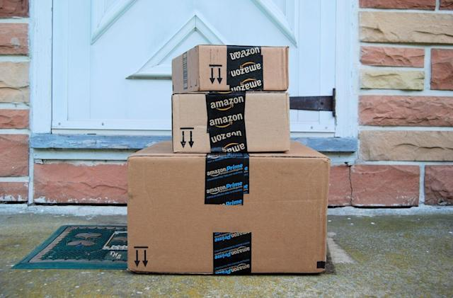 Amazon is growing its on-demand delivery service