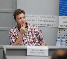 Belarus releases jailed journalist taken off Ryanair flight to house arrest