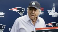 Patriots owner Kraft on soliciting charge