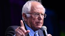 Bernie Sanders tells black college student to 'respect' police – and social media has mixed feelings