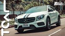 白藝仕紳 Mercedes-Benz GLA 200 White Art Edition 新車試駕 - TCAR