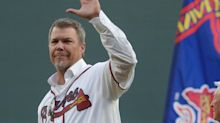 Braves legend Chipper Jones elected to International League Hall of Fame