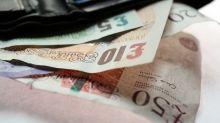 Britisches Pfund erstmals seit 2017 unter 1,20 US-Dollar