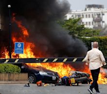 Kenya attack: At least six killed in Nairobi hotel complex terror siege
