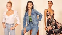 Reformation's summer sale has up to 70% off it-girl must-haves