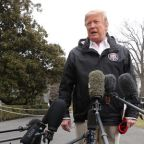 Trump renews attack alleging social media's political bias