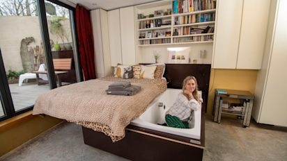 Grand Designs couples turn to Airbnb to reclaim the costs of their dream homes
