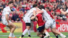 Rugby Union: Danny Cipriani sent off against Munster