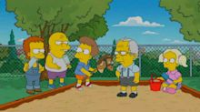 'The Simpsons' alludes to Bernie Sanders's toxic supporters: 'Everybody's got goons'