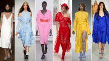 London Fashion Week's ultimate colour guide to next season