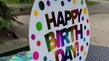 Social media users offer gifts to six-year-old boy after no-show at birthday party
